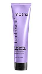 Bezoplachová péče pro zesvětlené vlasy Total Results Unbreak My Blonde (Reviving Leave-in Treatment) 150 ml