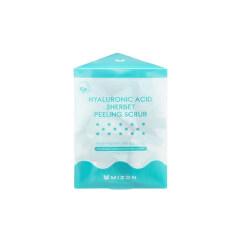 Jemný hydratační peeling s kyselinou hyaluronovou (Hyaluronic Acid Sherbet Peeling Scrub) 24 x 7 g