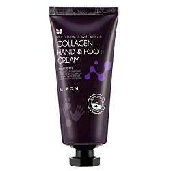 Krém na ruce a nohy s mořským kolagenem (Collagen Hand and Foot Cream) 100 ml