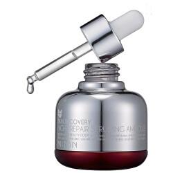 Nočná omladzujúci pleťové sérum (Night Repair Seruming Ampoule) 30 ml