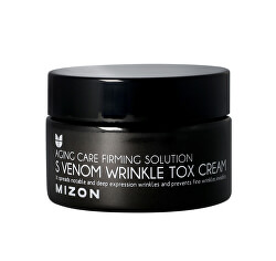 Pleťový krém s obsahem 4% hadího jedu proti stárnutí pleti (S-Venom Wrinkle Tox Cream) 50 ml