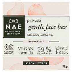 Čisticí tuhé pleťové mýdlo Purezza (Gentle Face Bar) 78 g