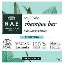 Čistiace tuhý šampón Equilibrio (Shampoo Bar) 85 g