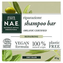 Regenerační tuhý šampon Riparazione (Shampoo Bar) 85 g