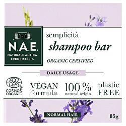Tuhý šampon pro každodenní použití Semplicita (Shampoo Bar) 85 g