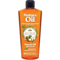 Hydratační sprchový olej s makadamiovým olejem (Hydrating Shower Oil) 250 ml