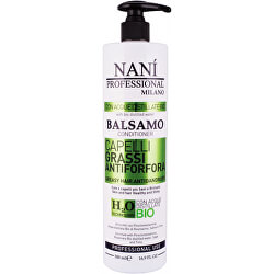Kondicionér proti lupům pro mastné vlasy Greasy Hair & Antidandruff (Conditioner) 500 ml