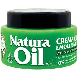 Krém na vlasy s olivovým olejem (Soothing Hair Cream) 300 ml