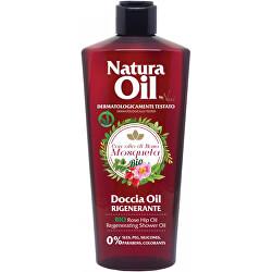 Regenerační sprchový olej  s růžovým olejem (Regenerating Shower Oil) 250 ml