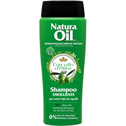 Zklidňující šampon s olivovým olejem (Soothing Shampoo) 250 ml