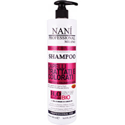 Šampon pro barvené vlasy Treated & Coloured Hair (Shampoo) 500 ml