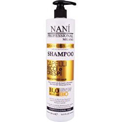 Šampon pro vlnité a krepaté vlasy Curly & Frizzy Hair (Shampoo) 500 ml