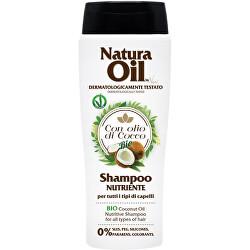 Vyživující šampon s kokosovým olejem (Nutritive Shampoo) 250 ml