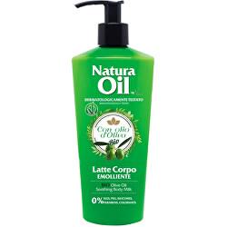 Zklidňující tělové mléko s olivovým olejem (Soothing Body Milk) 250 ml