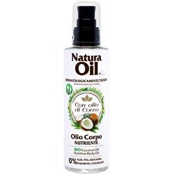 Vyživující tělový olej s kokosovým olejem (Nutritive Body Oil) 150 ml