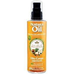 Hydratační tělový olej s makadamiovým olejem (Hydrating Body Oil) 150 ml