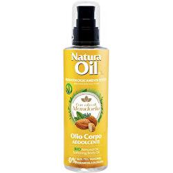 Zjemňující tělový olej s mandlovým olejem (Softening Body Oil) 150 ml