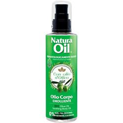 Zklidňující tělový olej s olivovým olejem (Soothing Body Oil) 150 ml