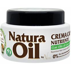 Vyživující krém na vlasy s kokosovým olejem (Nutritive Hair Cream) 300 ml