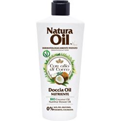 Vyživující sprchový olej s kokosovým olejem (Nutritive Shower Oil) 250 ml