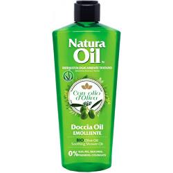 Zklidňující sprchový olej s olivovým olejem (Soothing Shower Oil) 250 ml