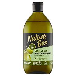 Přírodní sprchový gel Olive Oil (Softening Shower Gel) 385 ml