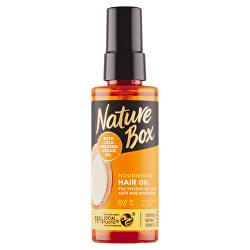 Vyživující olej na vlasy Argan (Nourishing Hair Oil) 70 ml