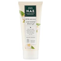 Sprchový gel s neutrální vůní Delicatezza (Scent-Neutral Shower Gel) 200 ml