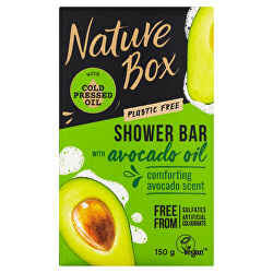 Tuhé sprchové mýdlo Avocado Oil (Shower Bar) 150 g
