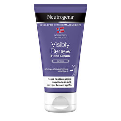 Denní krém na ruce Visibly Renew SPF 20 (Elasti-Boost Hand Cream) 75 ml