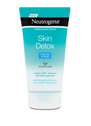 Gelový pleťový peeling (Skin Detox) 150 ml