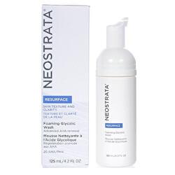 Extra silná čistiaca pena Resurface (Foaming Glycolic Wash) 125 ml