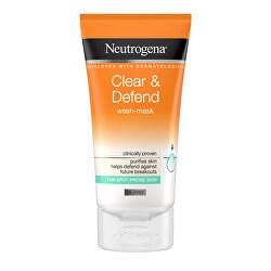 Čistiaca maska Clear & Defend (Wash-Mask) 150 ml