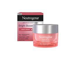 Rozjasňující noční krém Bright Boost (Night Cream) 50 ml