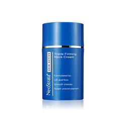 Obnovující krém na krk a dekolt Skin Active (Triple Firming Neck Cream) 80 g