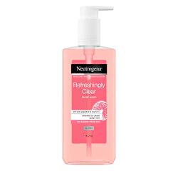 Osvěžující mycí emulze s výtažkem z růžového grepu Visibly Clear Pink Grapefruit (Facial Wash) 200 ml