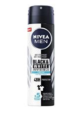 Antiperspirant ve spreji Invisible For Black & White Fresh Men (Anti-Perspirant For Men) 150 ml