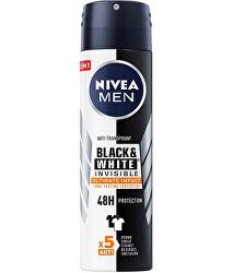 Antiperspirant v spreji Men Invisible Black & White Ultimate Impact 150 ml