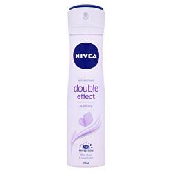 Spray antiperspirant pentru femei Double Effect 150 ml