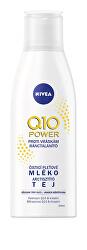 Čistiace pleťové mlieko proti vráskam Q10 Plus 200 ml