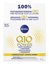 Zpevňující denní krém proti vráskám Q10 Power 50 ml