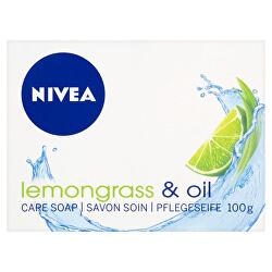 Krémové tuhé mýdlo Lemon Grass (Creme Soap) 100 g