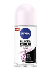 Kuličkový antiperspirant Invisible For Black & White Clear 50 ml