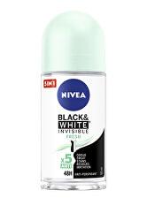 Kuličkový antiperspirant Invisible Fresh Black&White 48H (Anti-Perspirant) 50 ml