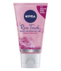 Micelárny gél s ružovou vodou (Micellar Rose Water Wash Gel) 150 ml