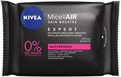 Micelární odličovací ubrousky MicellAir Expert (Make-Up Remover Wipes) 20 ks