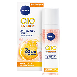 Energizujúci perlové sérum proti vráskam Q10 ( Anti-Fatigue Pearls) 30 ml