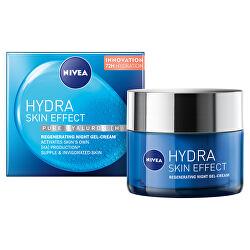 Regenerační noční hydratační gel-krém Hydra Skin Effect (Regenerating Night Gel-Cream) 50 ml
