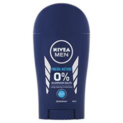 Tuhý deodorant pro muže Fresh Active 40 ml