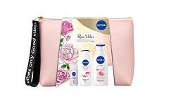 Dárková sada tělové péče Rose Vibes Bag